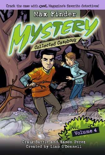 Max Finder Mystery Collected Casebook Volume 4 PDF