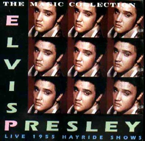 Elvis Presley Live 1955 Hayride Shows