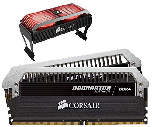 (CORSAIR Dominator Platinum 16GB (2x8GB) DDR4 3733MHz C17 Desktop Memory)
