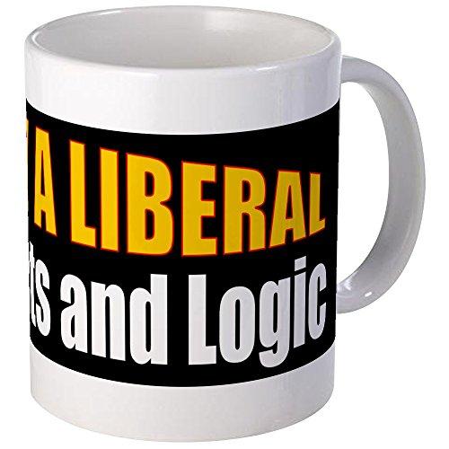 CafePress - Annoy A Liberal Mug - Unique Coffee Mug, Coffee - Sarah Palin Bumper Stickers