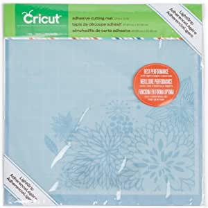 Cricut LightGrip Adhesive Cutting Mat, 12 by 12