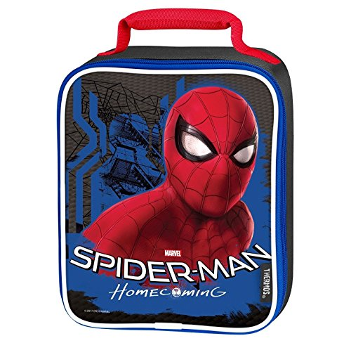 THERMOS Soft Upright Lunch Box Spider-Man: Homecoming]()