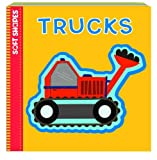 Soft Shapes: Trucks (Baby's First Book + Puzzle), Ikids Staff, 1601690444