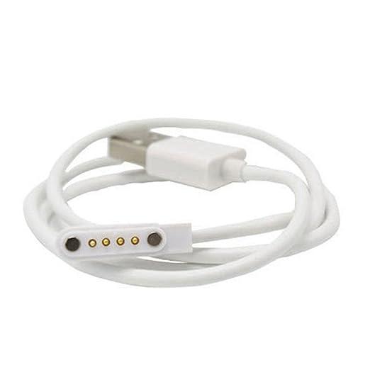 Teepao Smart Watch - Cable de Carga para Reloj Inteligente G3 GT88 ...