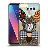 chihuahua cell phone accessories - Official Lanre Adefioye Chihuahua Dogs 2 Soft Gel Case for LG V30 / V30 Plus