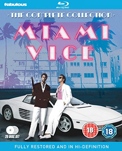 Miami Vice The Complete Collection Blu-ray