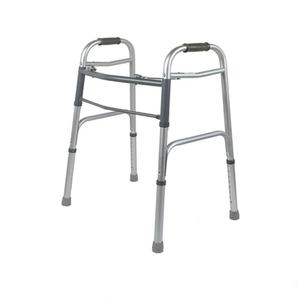 GRHL Sin ruedas de aluminio para minusválidos andador ...