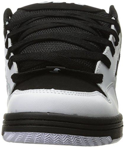 finishline cheap price free shipping extremely DVS Men's Enduro 125 Skateboarding Shoe White/Black Leather outlet discount outlet the cheapest Zb4zcFh