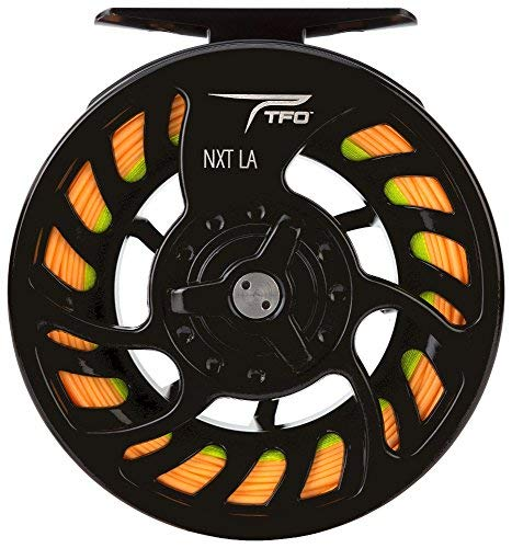 (TFO NXT Large Arbor Pre-Spooled Reel One Color, 7-8 WT )