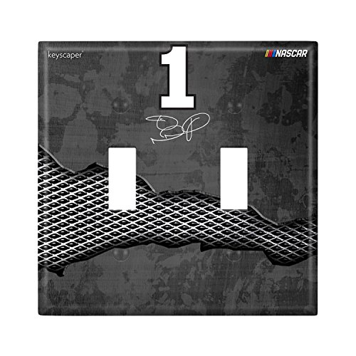 Jamie McMurray Stand-in Toggle Light Switch Cover NASCAR