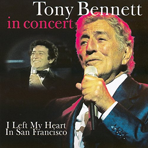 In Concert - I Red My Heart in San Fran