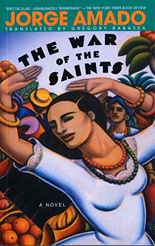 Book cover for The War of the Saints