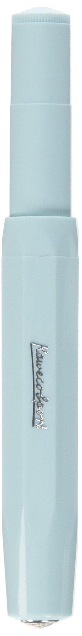 Kaweco SKYLINE Sport Fountain Pen Mint, Extra-Fine Nib