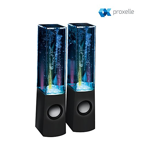 LED Dancing Water Speakers Light Music W - Supersonic Wall Scroll Shopping Results
