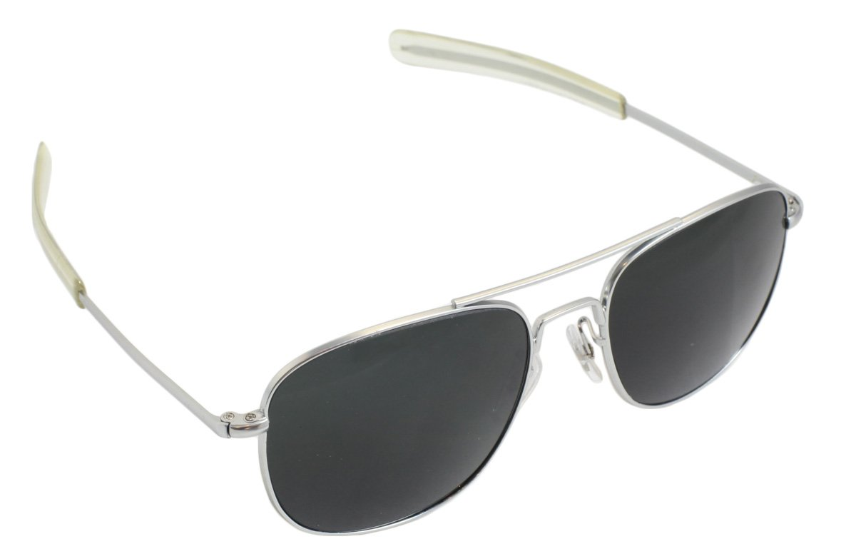 816ef59e668 Amazon.com   CampCo Humvee Pilot Sunglasses