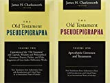 The Old Testament Pseudepigrapha ( 2 Volume set)