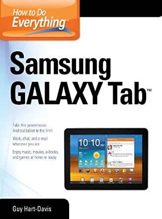 How to Do Everything Samsung Galaxy Tab (English Edition) eBook ...
