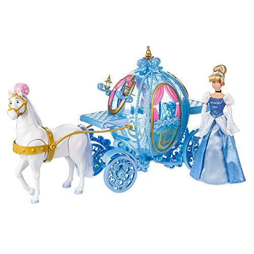 Disney Cinderella & Carriage Deluxe Play Set