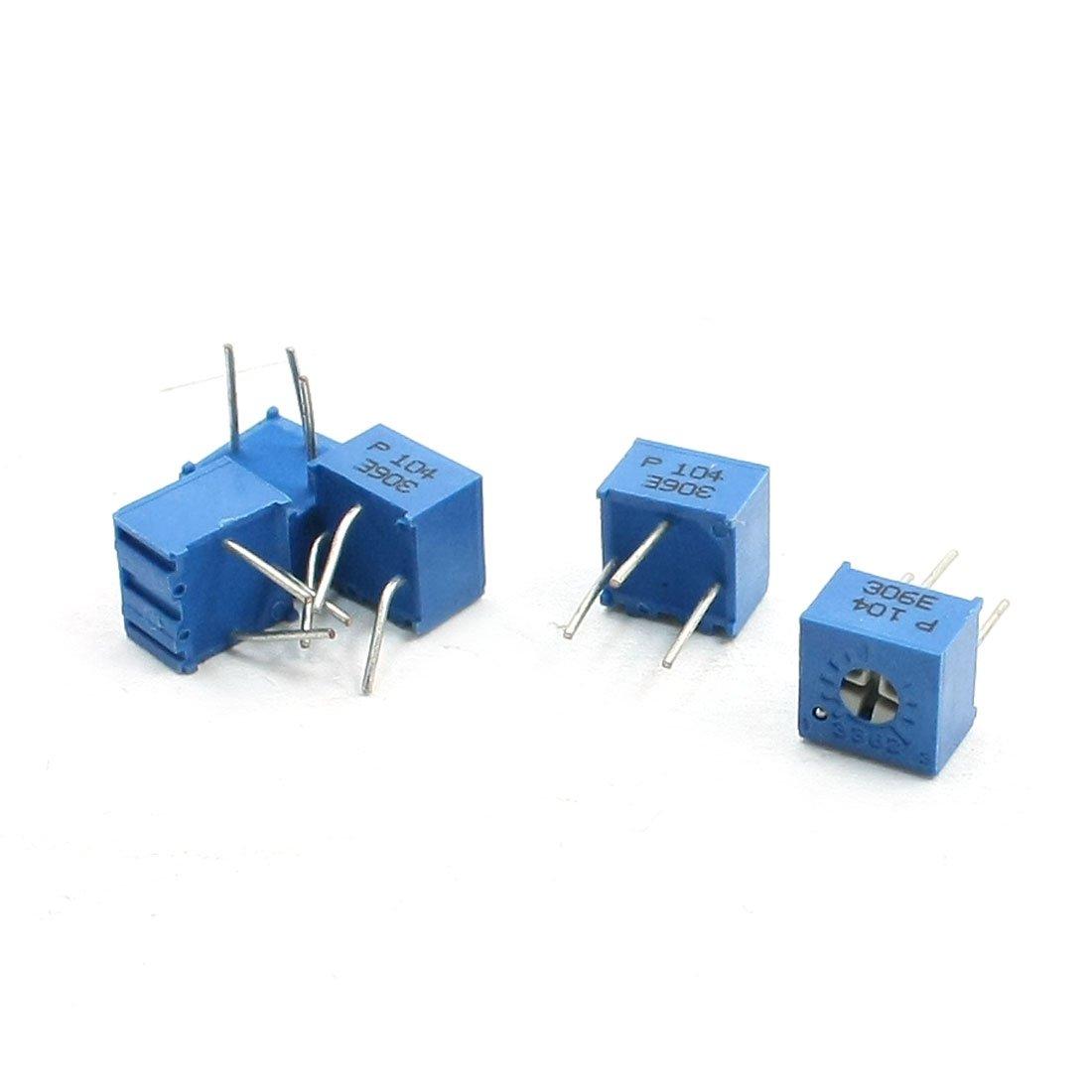 3296W 100K Trim Pot Potentiometer Trimmer Variable Resistor Potentiometer 20pcs