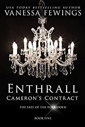Cameron's Contract (Book 5) (Enthrall Sessions)