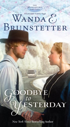 book cover of Goodbye to Yesterday