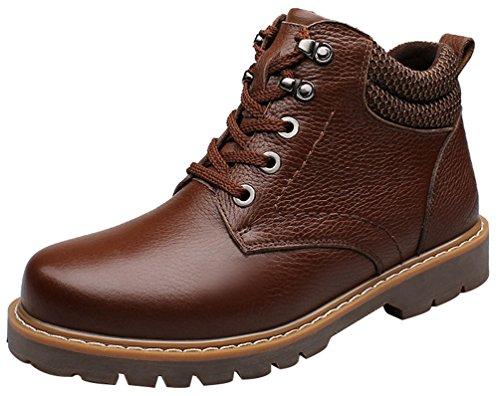 marrón Zapatillas hombre altas Zapatillas altas marrón Zapatillas Salabobo Salabobo Salabobo hombre AaIggq
