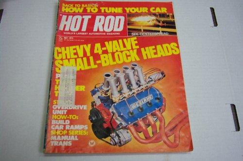 Hot Rod Magazine May 1974