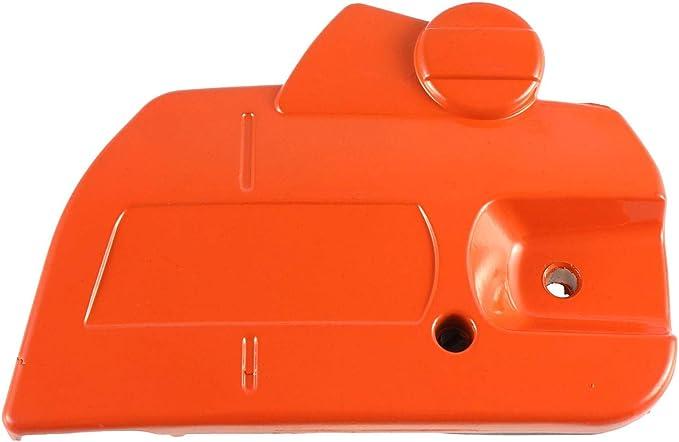 JRL Cubierta lateral de plástico para Husqvarna 445 450 motosierra parte 544097902
