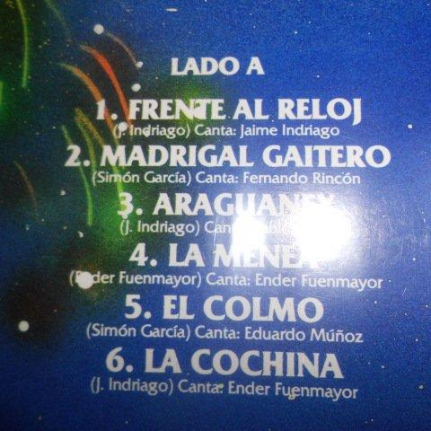 Rincón Morales, J. Indriago, SImon Garcia, Fuenmayor, A. Sanchez, Luis Francisco Mendoza - Rincón Morales - Rincón Morales - Vinyl, LP, Album - Amazon.com ...