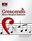 Crescendo Music Notation Software for PC for Music Score Writing & Composing [Download]