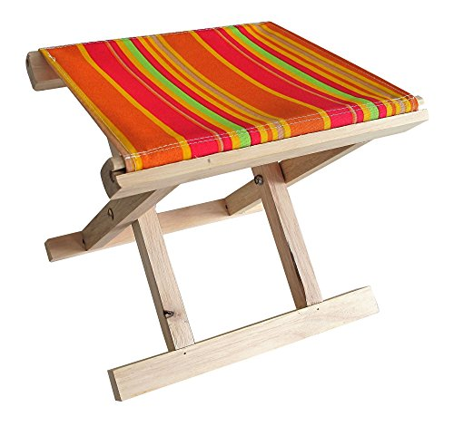 Palasyo Small Children's Foldable Stool with removable canvas. Suitable for a petite adult. by Palasyo