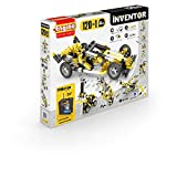 Engino Inventor 120 Motorized Set-Multi Models Science Kit