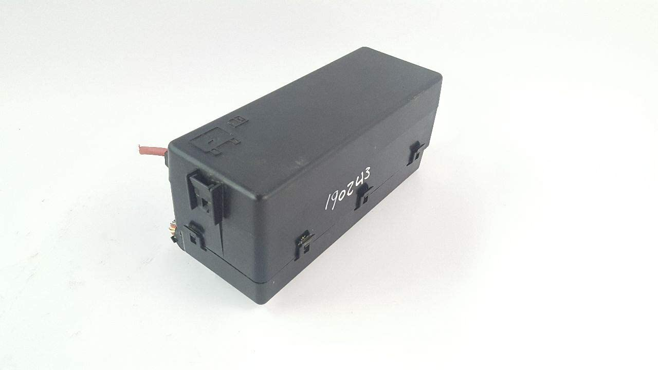 08 charger fuse box amazon com fuse relay box p n p04607490ae 16238w fits 2008 dodge  amazon com fuse relay box p n