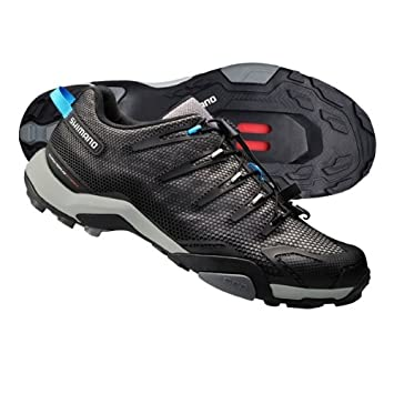 Lacets Shimano Mt44, Noir, Simple
