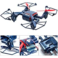 RC GTENG T901C Four-axis mini drone Headless Mode Quadcopter remote control Aircraft with 720P HD 2MP Camera (without Altitude Hold) (Built-in USB Battery)