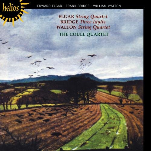 - String Quartets of Elgar, Bridge & Walton