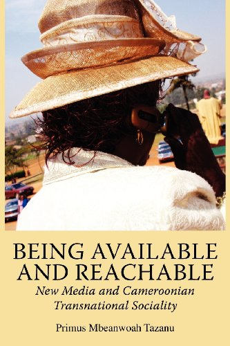 Search : Being Available and Reachable. New Media and Cameroonian Transnational Sociality