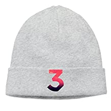 Fashion Chance The Rapper Number No. Head Cap Headgear Hiphop For Unisex