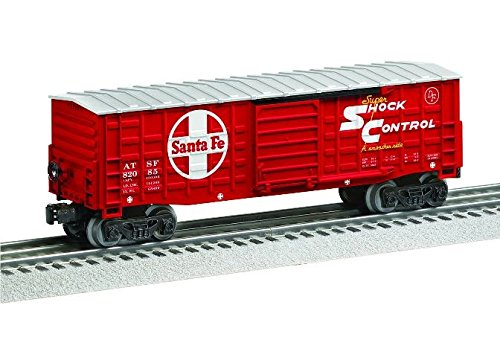 Lionel Santa Fe Waffle-Sided Boxcar for sale  Delivered anywhere in USA