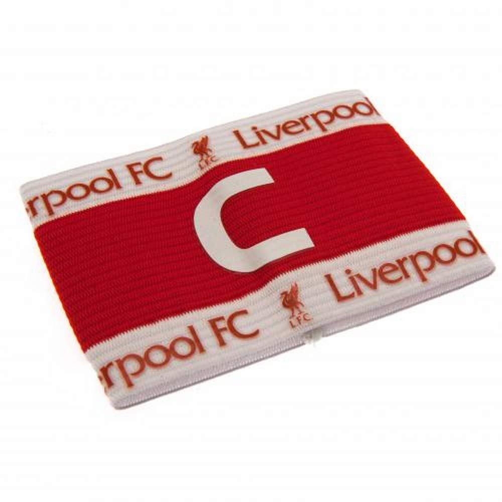 Liverpool Captains Armband/ /rosso//bianco