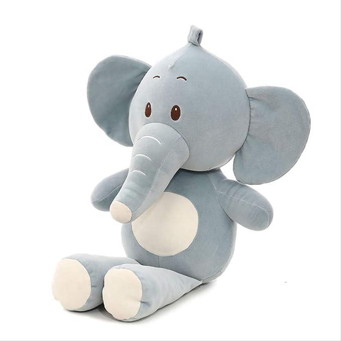 ypzz Muñeco de Peluche Elefante Juguete Suave Orejas Grandes como ...
