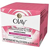 Olay Active Hydrating Cream, Original, 2 Ounce (Pack of 3)