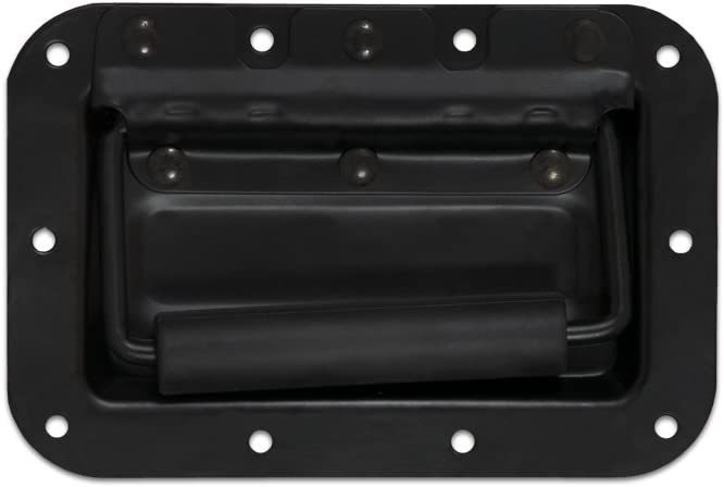 Goldwood Speaker Carry Grasp 2 Speaker Cabinet Handle Black SH-4050-2