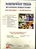 Texas Business Directory 2003-2004, , 0768706734