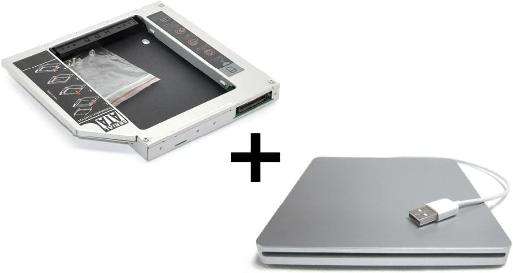 HDD/SSD Adaptador Compatible con Apple iMac 20