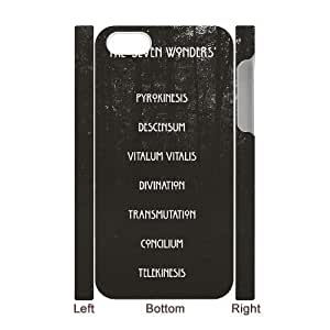 Custom New Case for Iphone 4,4S 3D, American Horror Story Phone Case - HL-2983597