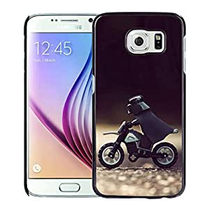 New Beautiful Custom Designed Cover Case For Samsung Galaxy S6 With Lego Darth Vader Phone Case