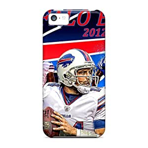 Fashion Tpu Case For Iphone 5c- Buffalo Bills Defender Case Cover