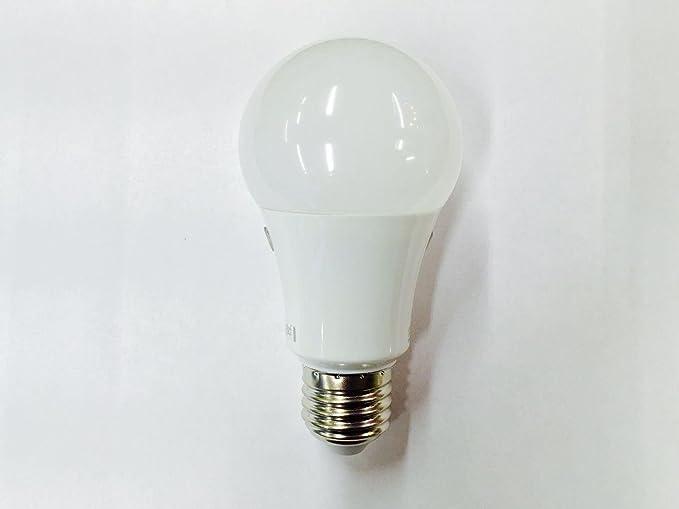 Plafoniere Per Esterno Con Crepuscolare : Lampadina con doppio sensore crepuscolare e27 6 5w luce calda 2700°k