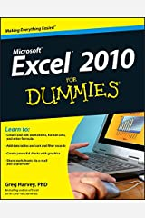 Excel 2010 For Dummies Kindle Edition